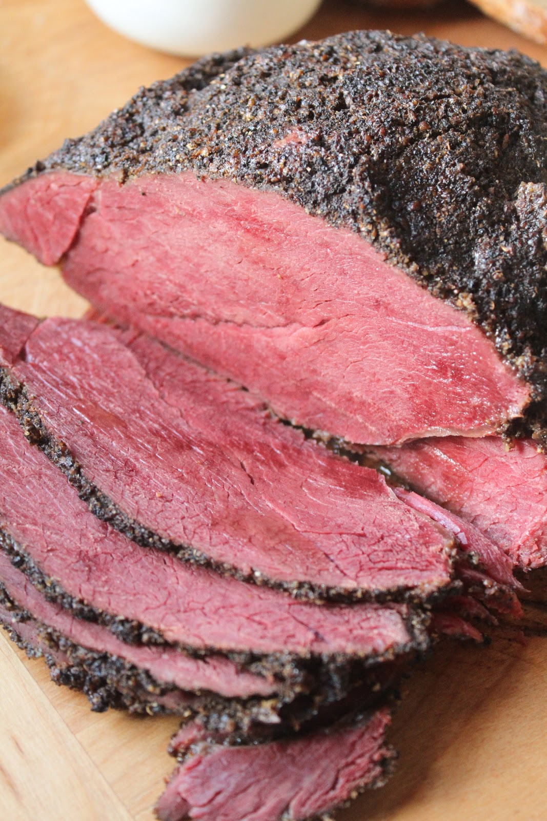 Makin' it with Frankie: Elk Pastrami
