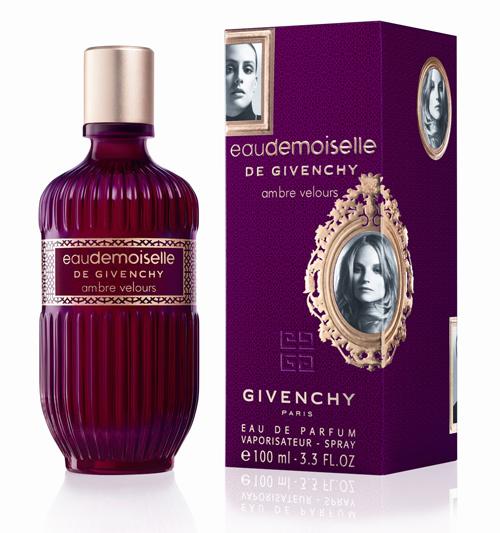 Eaudemoiselle Mabre Velous novo perfume Givenchy