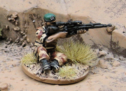 tim s miniature wargaming modern foreign legion