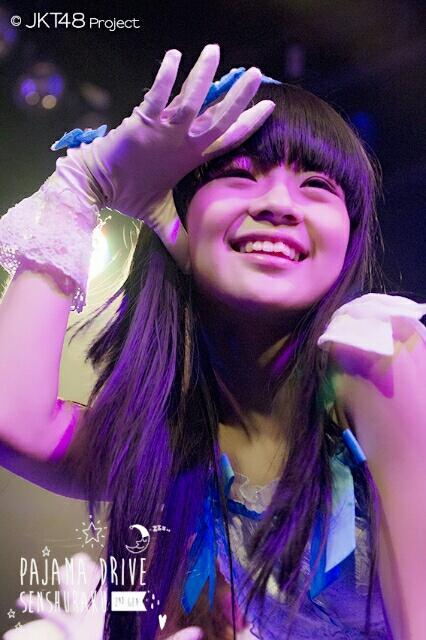 Pajama Drive Revival Show Yupi JKT48
