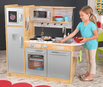 Children's Pretend Play Kitchens