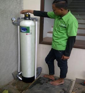 alat penyaring air sumur