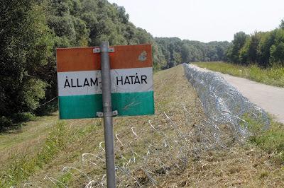 Magyar-horvát határ, GYODA, Horst Seehofer, Németország, menekültválság, illegális bevándorlás, határzár, Orbán Viktor,