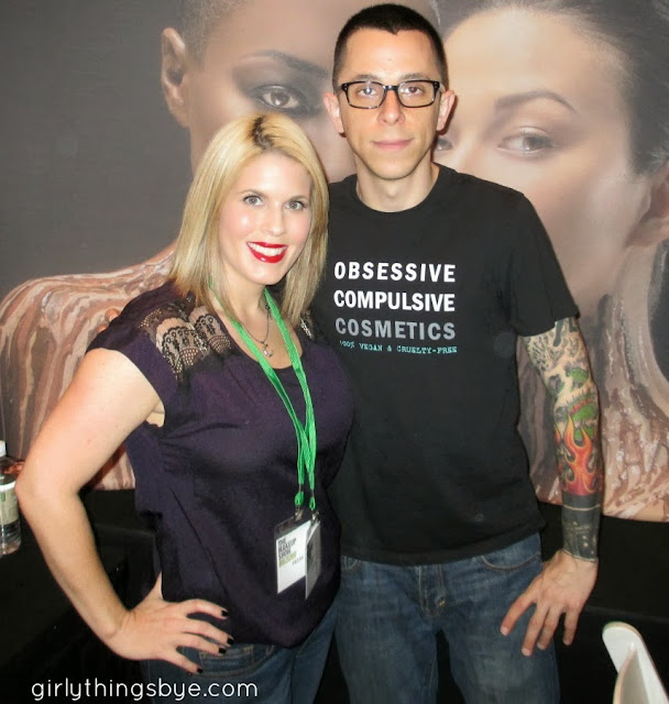 David Klasfeld, The Makeup Show Orlando, Girly Things by *e*