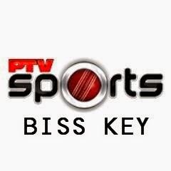 New Biss Key PTV Sports