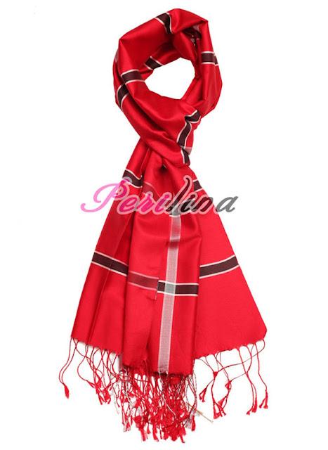 armanda kareli ipek şal modelleri,armanda kırmızı siyah kareli ipek şal modelleri,lüx ipek şallar,uygun fiyata ipek şallar