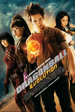 Dragonball Evolution – Dublado