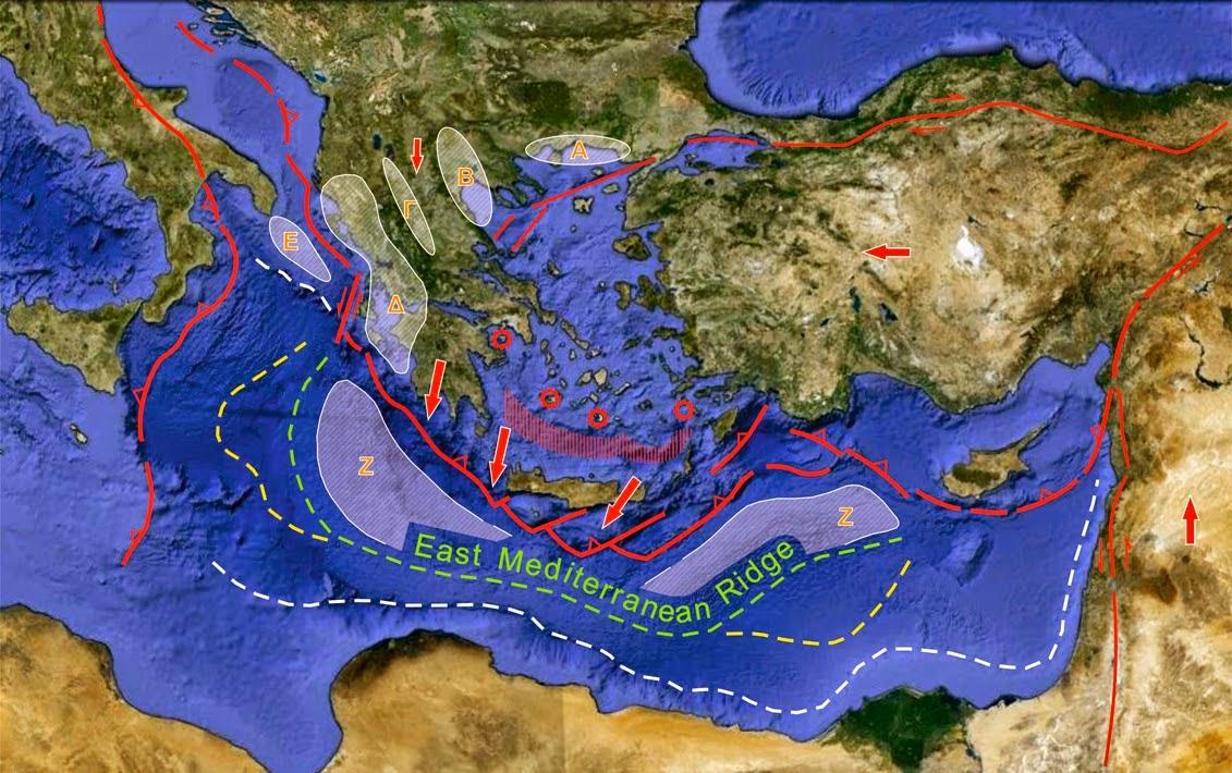 Γιατί η Ελλάδα  δεν βγάζει το πετρέλαιο της ώστε να απαλλαγεί από τους δανειστές - τοκογλύφους;