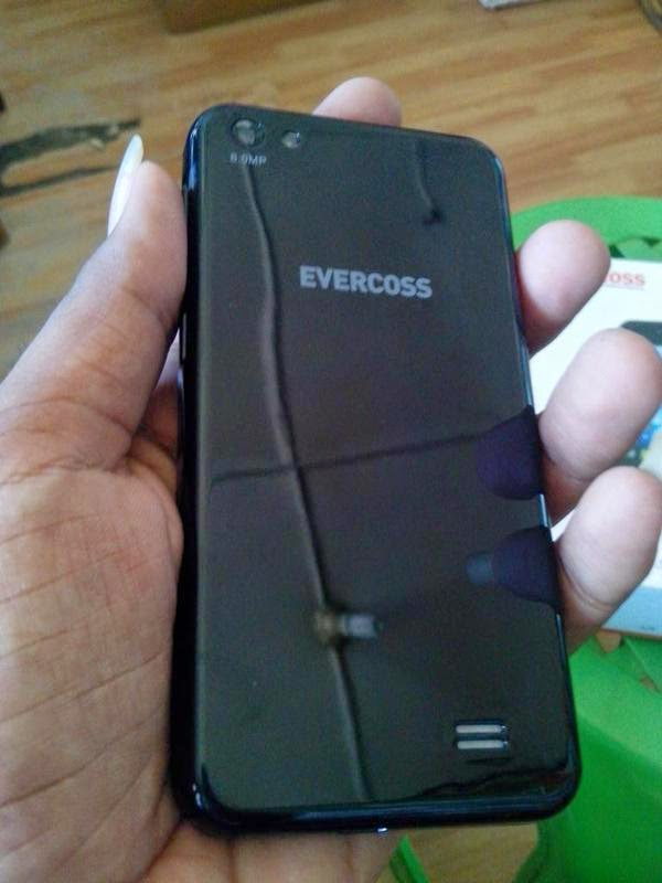Evercoss A7E Android Murah With Camera 8MP