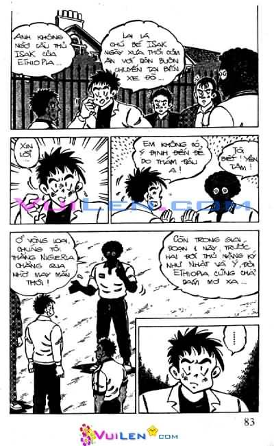 Jindodinho - Đường Dẫn Đến Khung Thành III Tập 63 page 83 Congtruyen24h