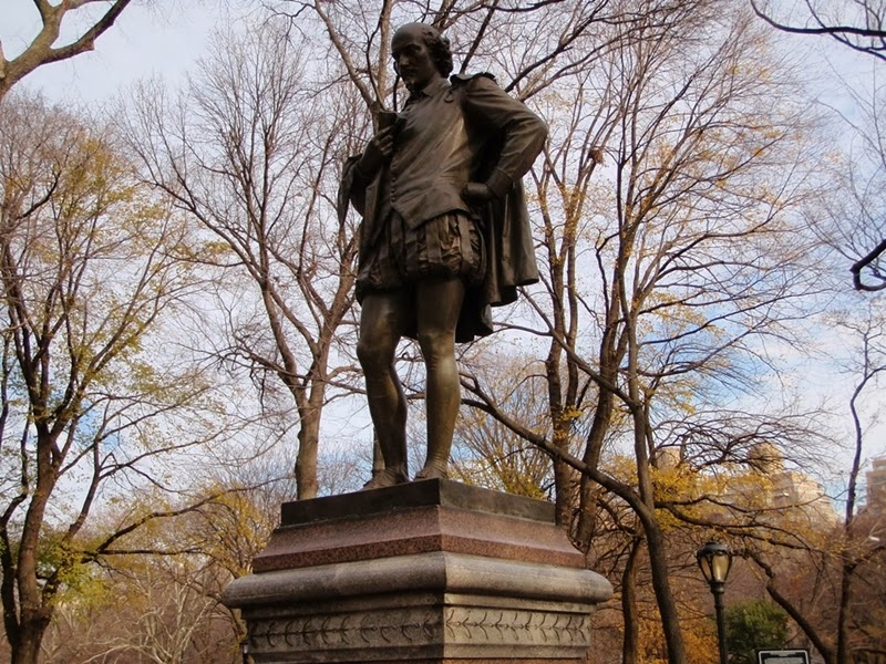 Shakespeare in Central Park, New York