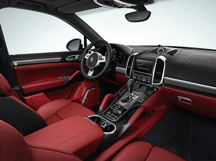 Porsche Cayenne Turbo S  2013     Car Barn Sport