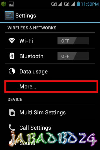 how to connect phones via bluetooth