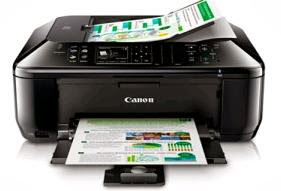 Canon PIXMA MX527 Printer Download Free Driver