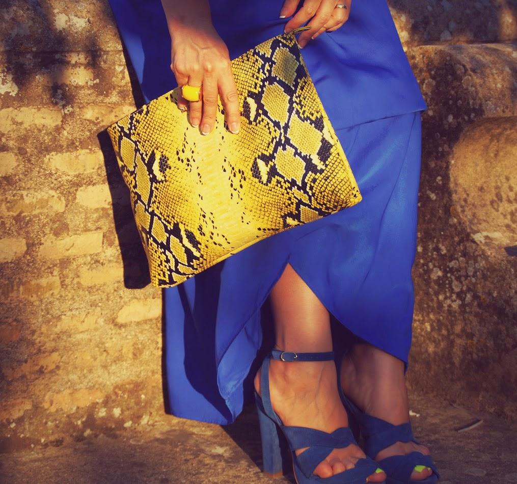 blue+high+heels