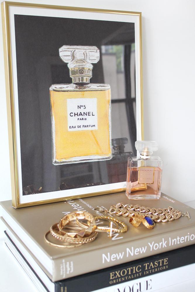 Tiffany Leigh Interior Design: Chanel No. 5