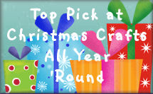 Top Pick at Christmas Crafts All Year Round