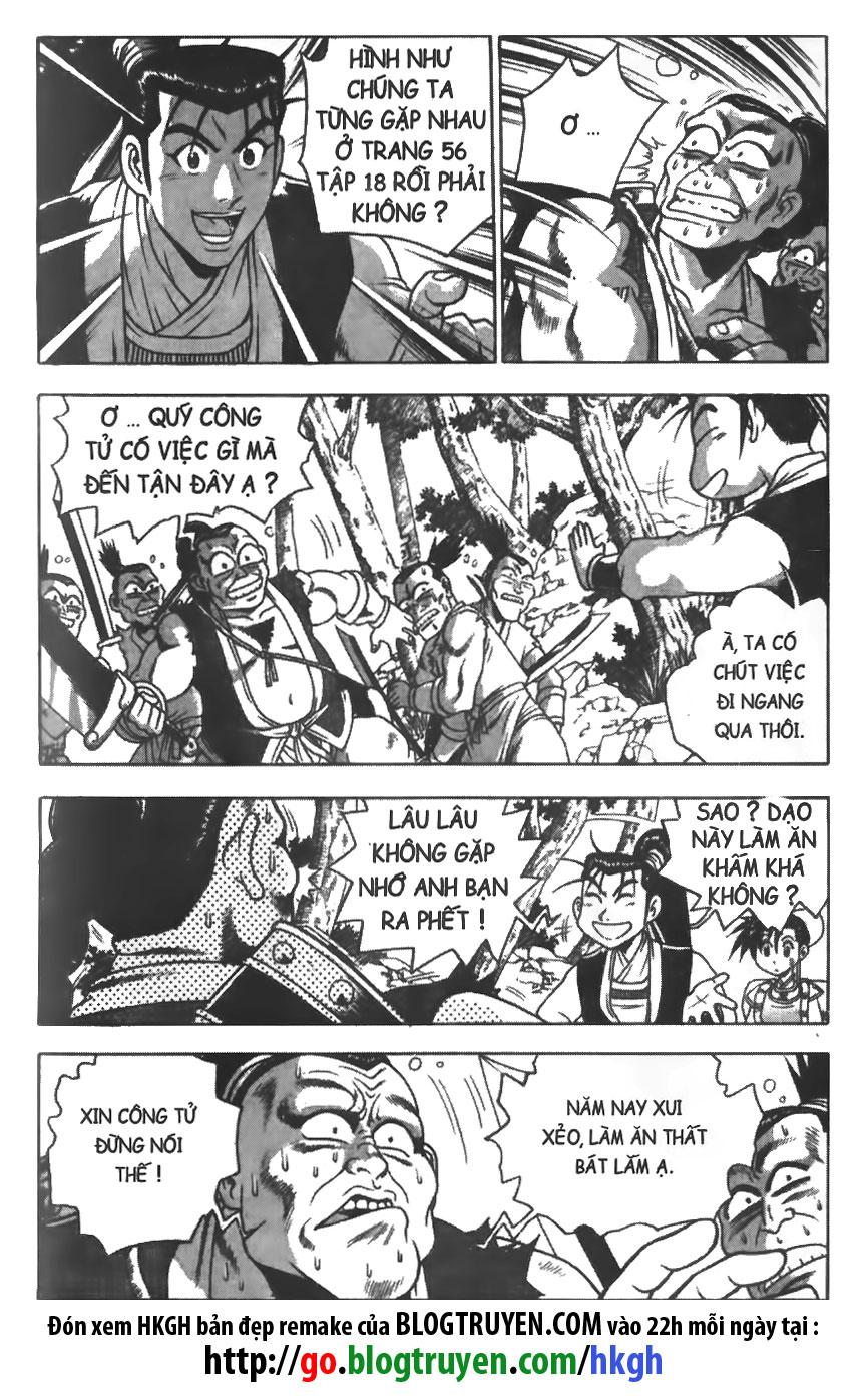 Hiệp Khách Giang Hồ chap 177 Trang 19 - Mangak.info