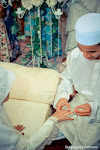 Izzat Ghazali + Iffah Nabillah