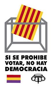 Por el referéndum catalán