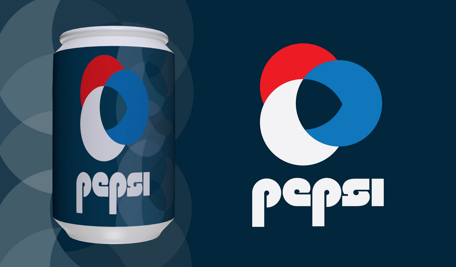 Pepsis Nonsensical Logo Redesign Document 1 Million for