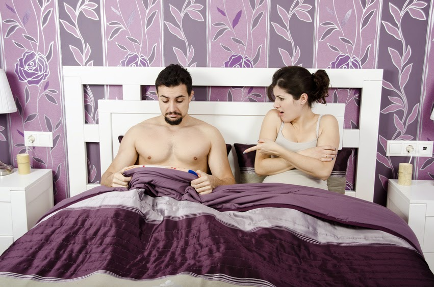 Couple with Erection Problem
