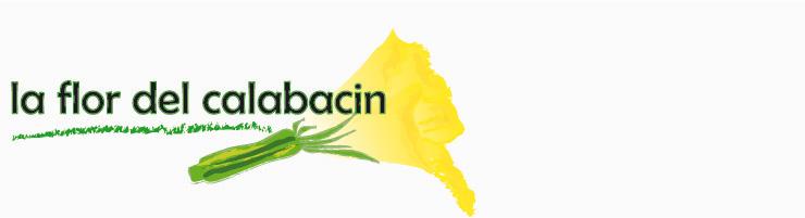 La flor del calabacín