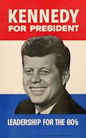 JFK Campaign Poster
