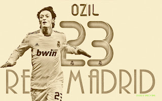 Mesut Ozil Wallpaper 2011 8