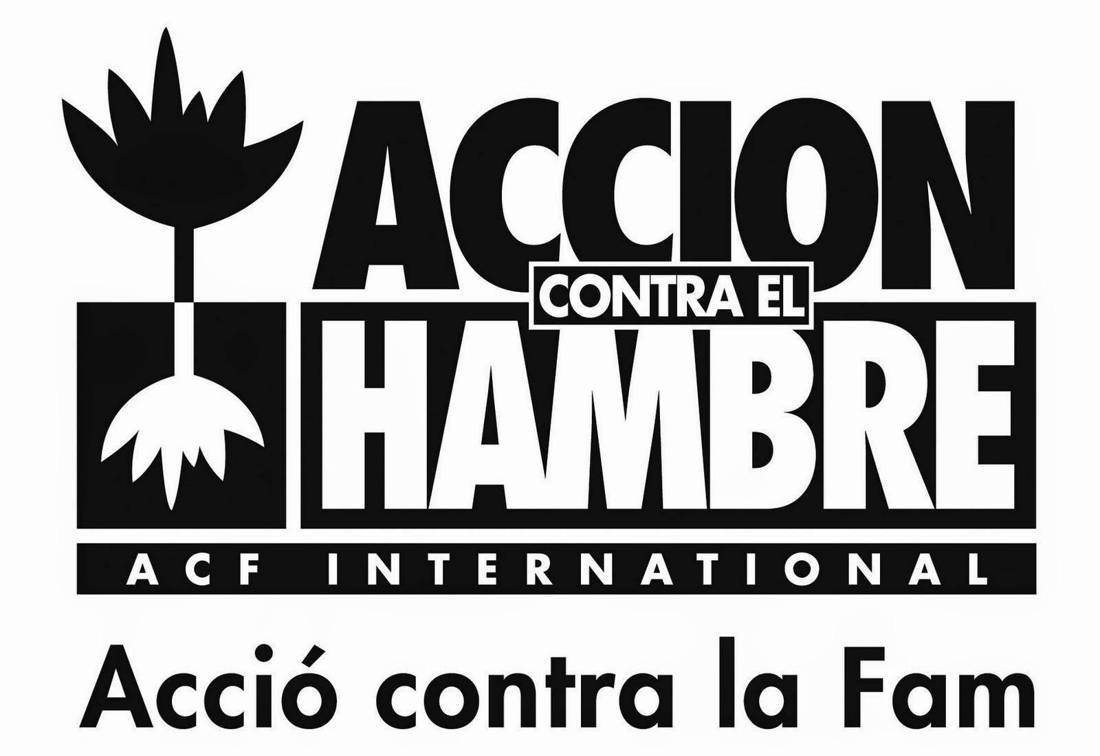 Acción Contra El Hambre Vacancy: Cash Coordinator, Philippines