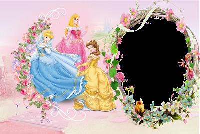 Marco de princesas
