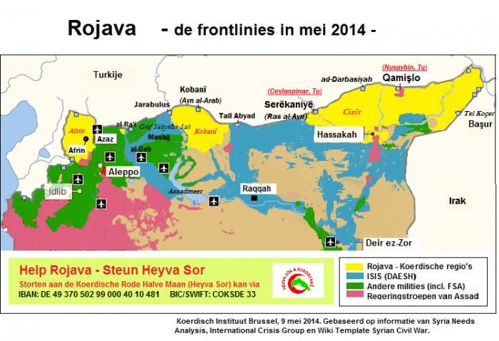 La importancia de Kobani