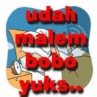 Dp Udah Malm Bobok Yuk