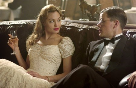 Vintage Wedding Dresses in the movies: Angelina Jolie wears simple debutante dress, The Good Shepherd