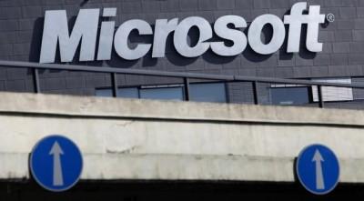 Microsoft Gugat Kyocera Terkait Pelanggaran Paten