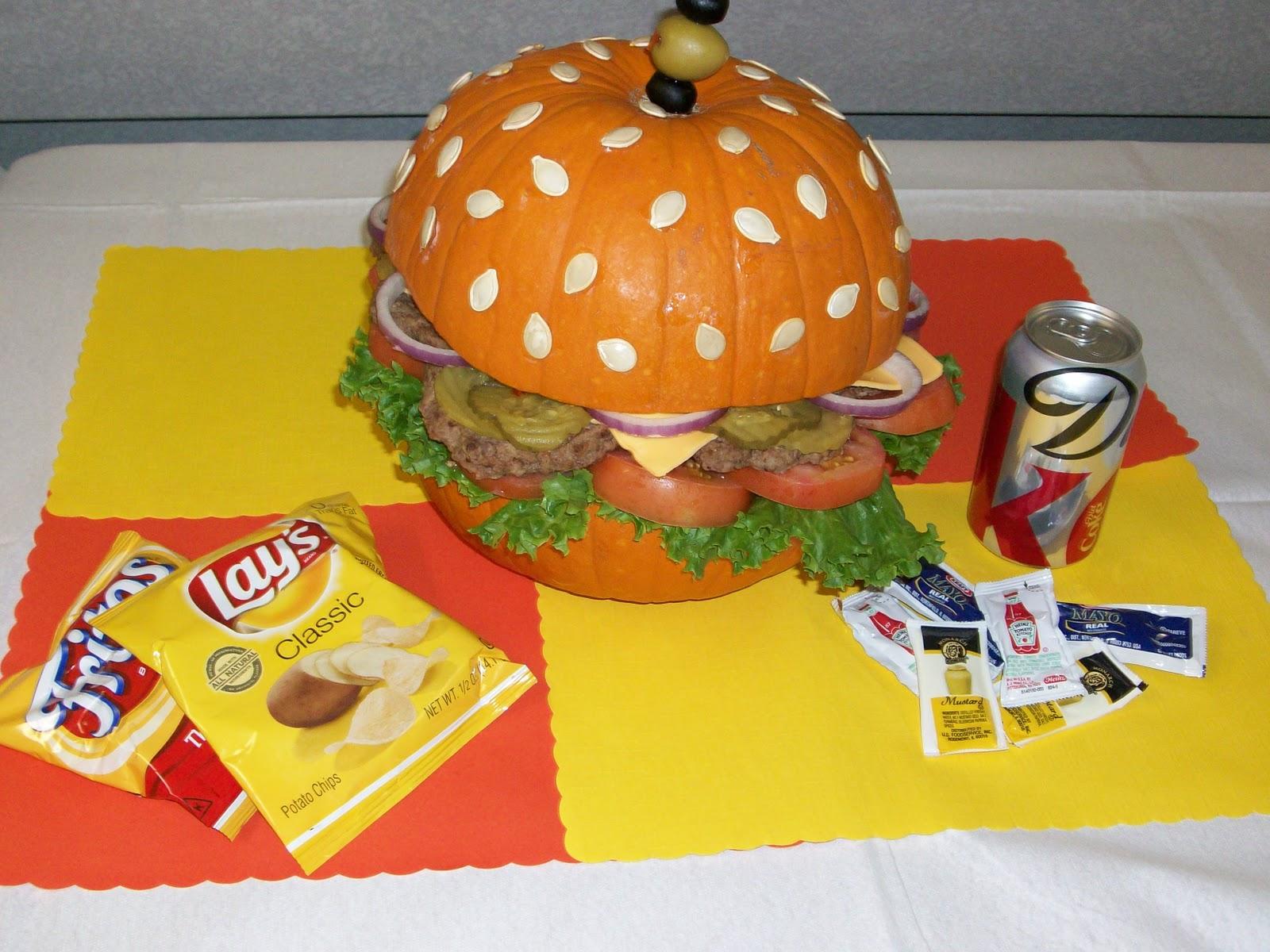 Tyra Blog Cabin Hospital Pumpkin Contest
