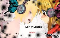 Len x Luchia Magnet