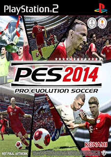 Torrent Super Compactado Pro Evolution Soccer 2014 PS2