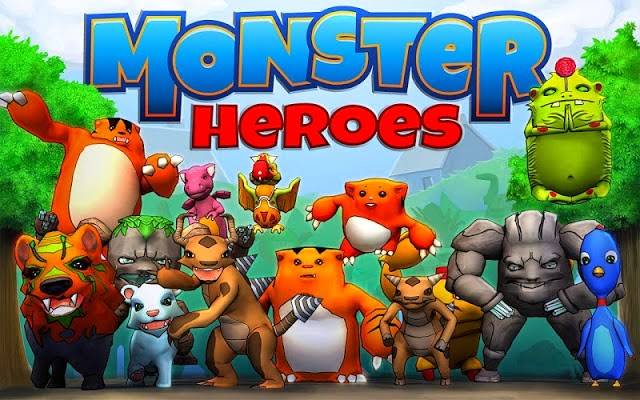 Monster Heroes Gameplay IOS / Android