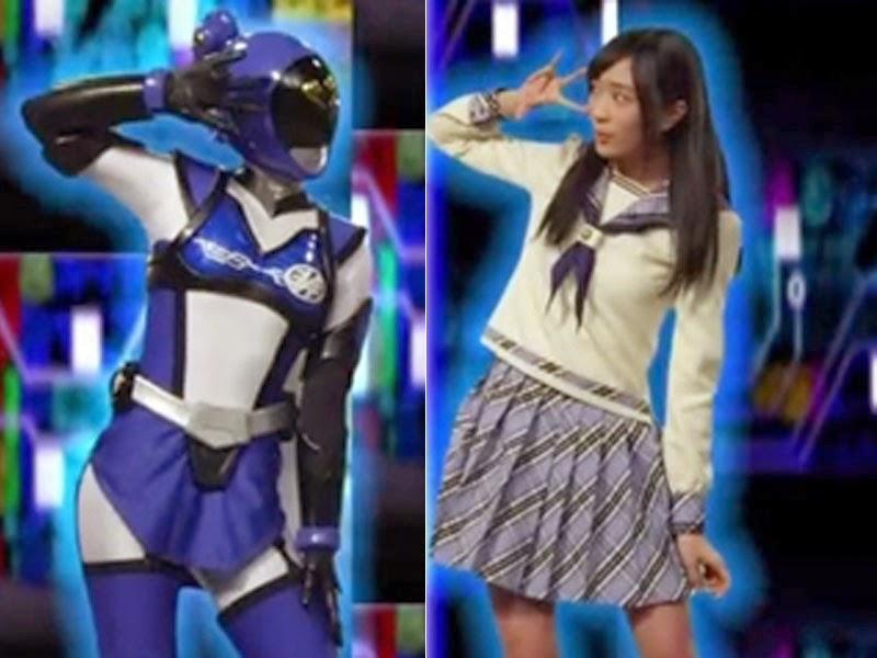Foto Luna Iwashimizu (AkibaBlue season 2 )