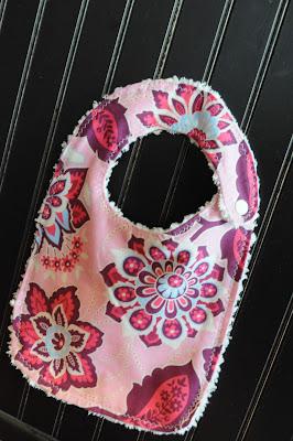 quilted baby bib pattern, quilted baby bib pattern
