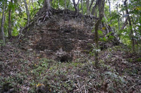 Kota Noh Kah, Kota Maya Yang Hilang