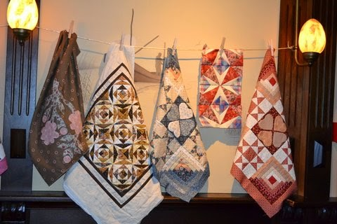Slot-Middag It Quilters-Huske