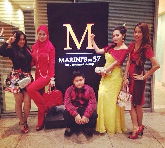 Fesyen Tutup Aurat Terlampau REBECCA NUR ISLAM