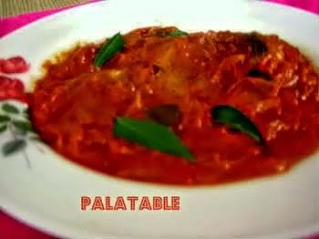 Spicy Nadan Tomato Fish