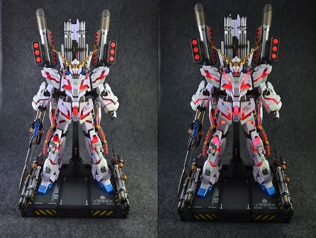 gundam model kits PG Full Armor Unicorn
