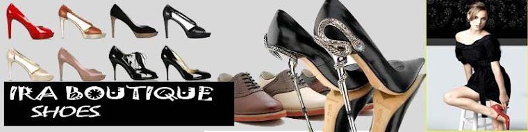Butik Sepatu Ira - Sepatu Wanita - Sepatu Pria - Sepatu Kulit - Aneka Sepatu dari Bandung