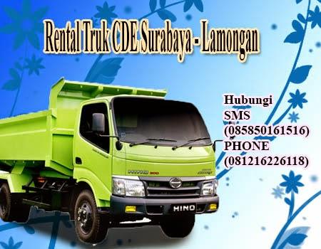 Rental Truk CDE Surabaya - Lamongan