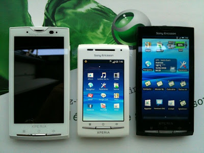 Sony Ericsson Xperia X8, Sony Ericsson Android, Android Product