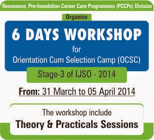 Orientation Cum Selection Camp (OCSC) Workshop
